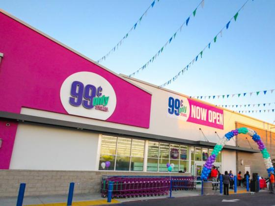 Fresh Food Propels 99 Cents Only To New Sales Heights