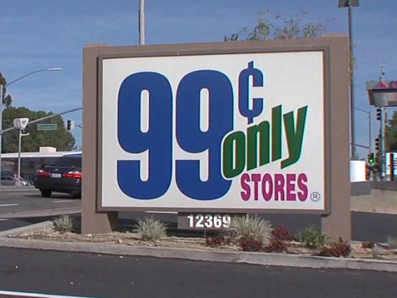 99 Cents Only Food Sales Surge In Q3