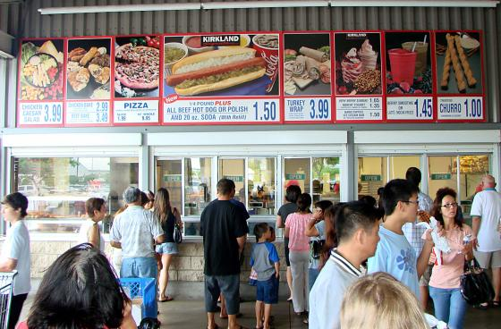A Healthier Food Court At Costco Retail Leader